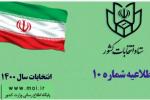 در انتخابات ششمین شورای شهر گناوه چه باید کرد؟